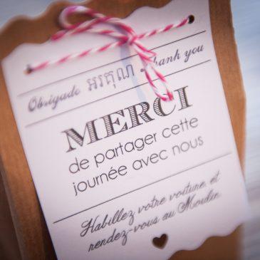 Papeterie de mariage – C&A