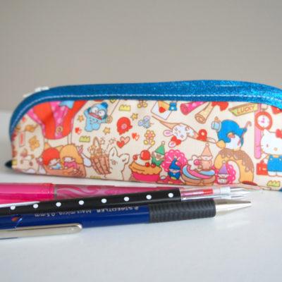 Petite trousse à stylos