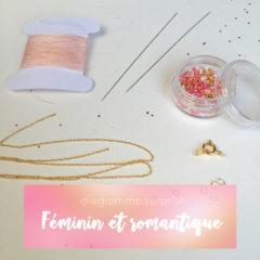 Diagramme surprise et kit collier