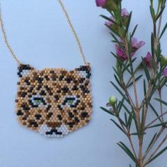 Le léopard, du diagramme surprise «Chic et sauvage»
