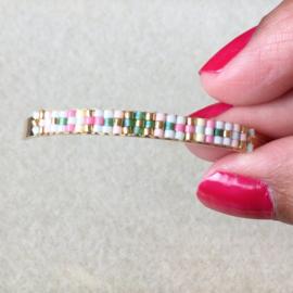 Tuto vidéo – Tissage de perles «classique» sans métier à tisser