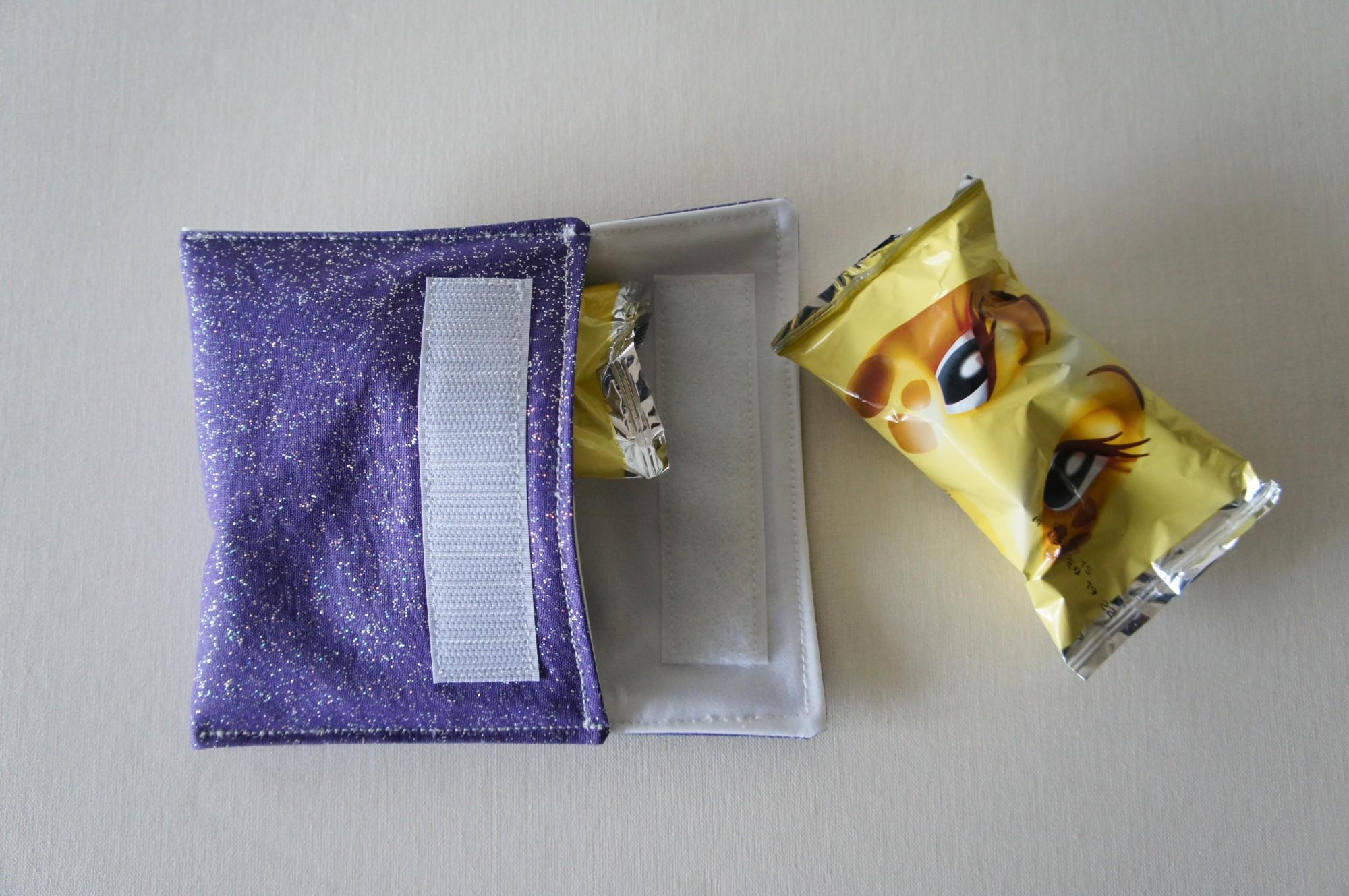 Pochette à biscuits pour Kallan