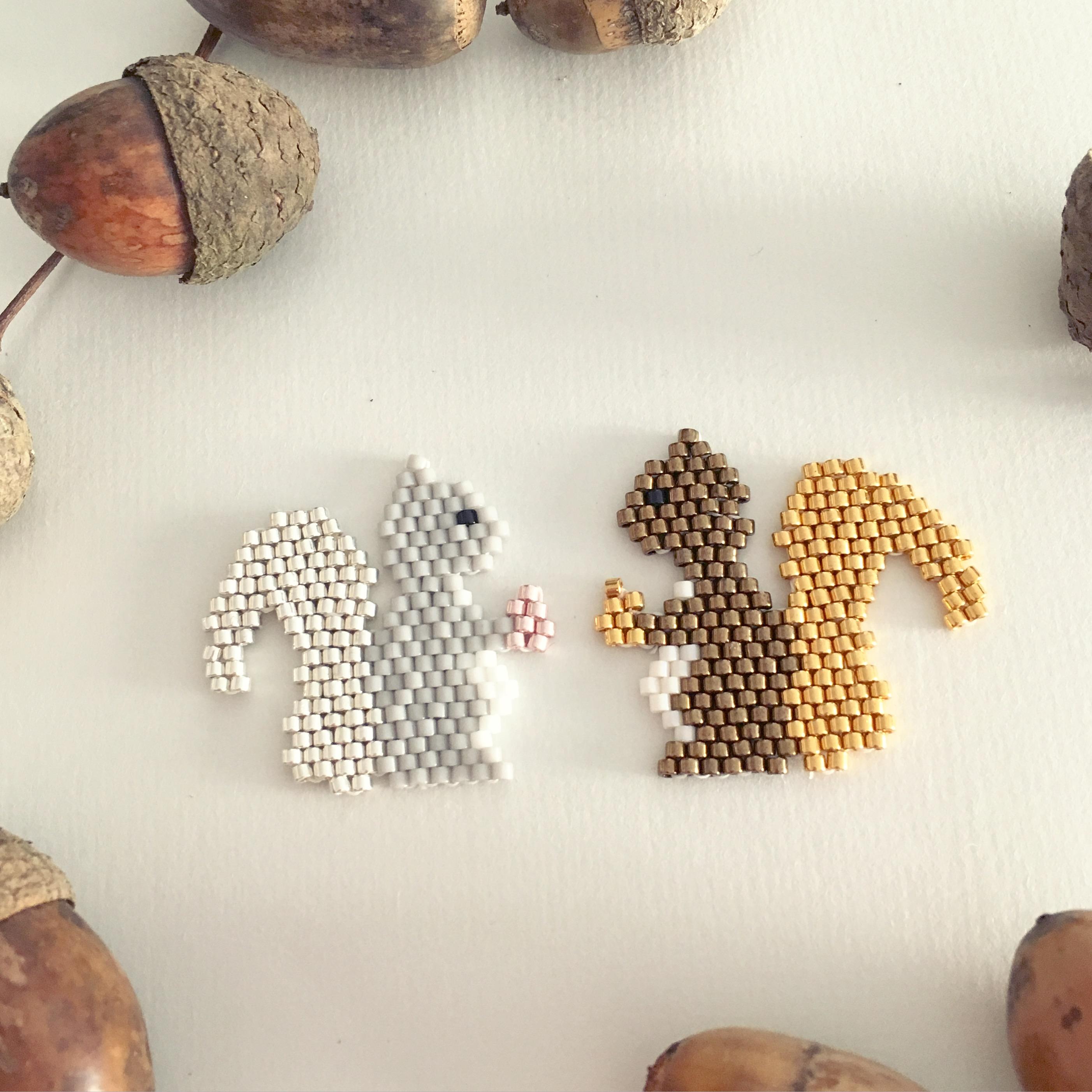 Petits écureuils