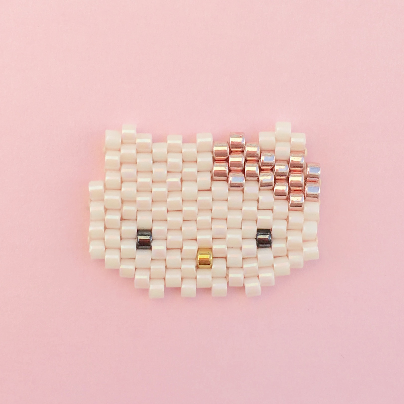 Tête de Hello Kitty