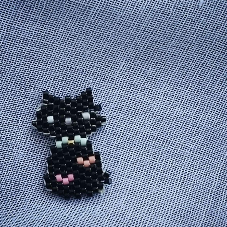 Mimi, chatte noire