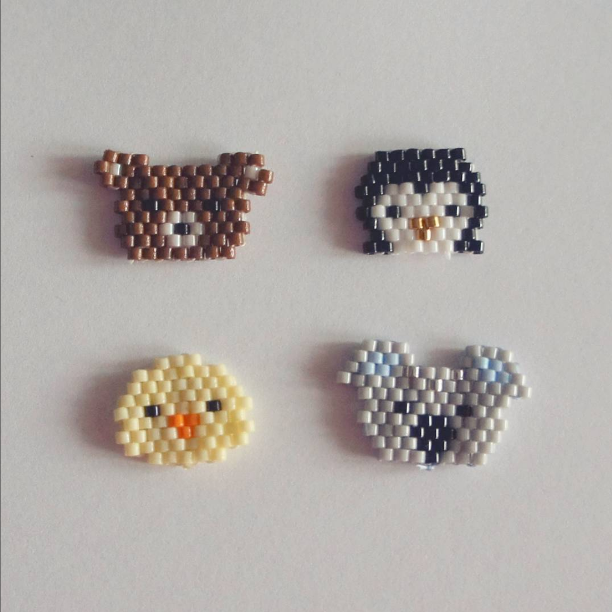 Mini animaux – Partie 2